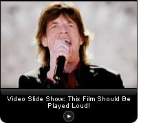 Click here to launch a slide show on concert films.