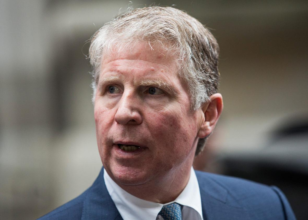 Manhattan District Attorney Cyrus Vance, Jr.