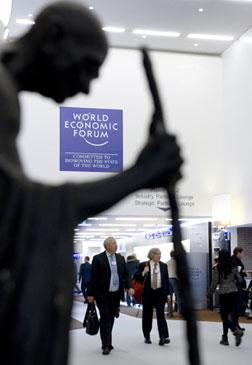 The World Economic Forum. Click image to expand.