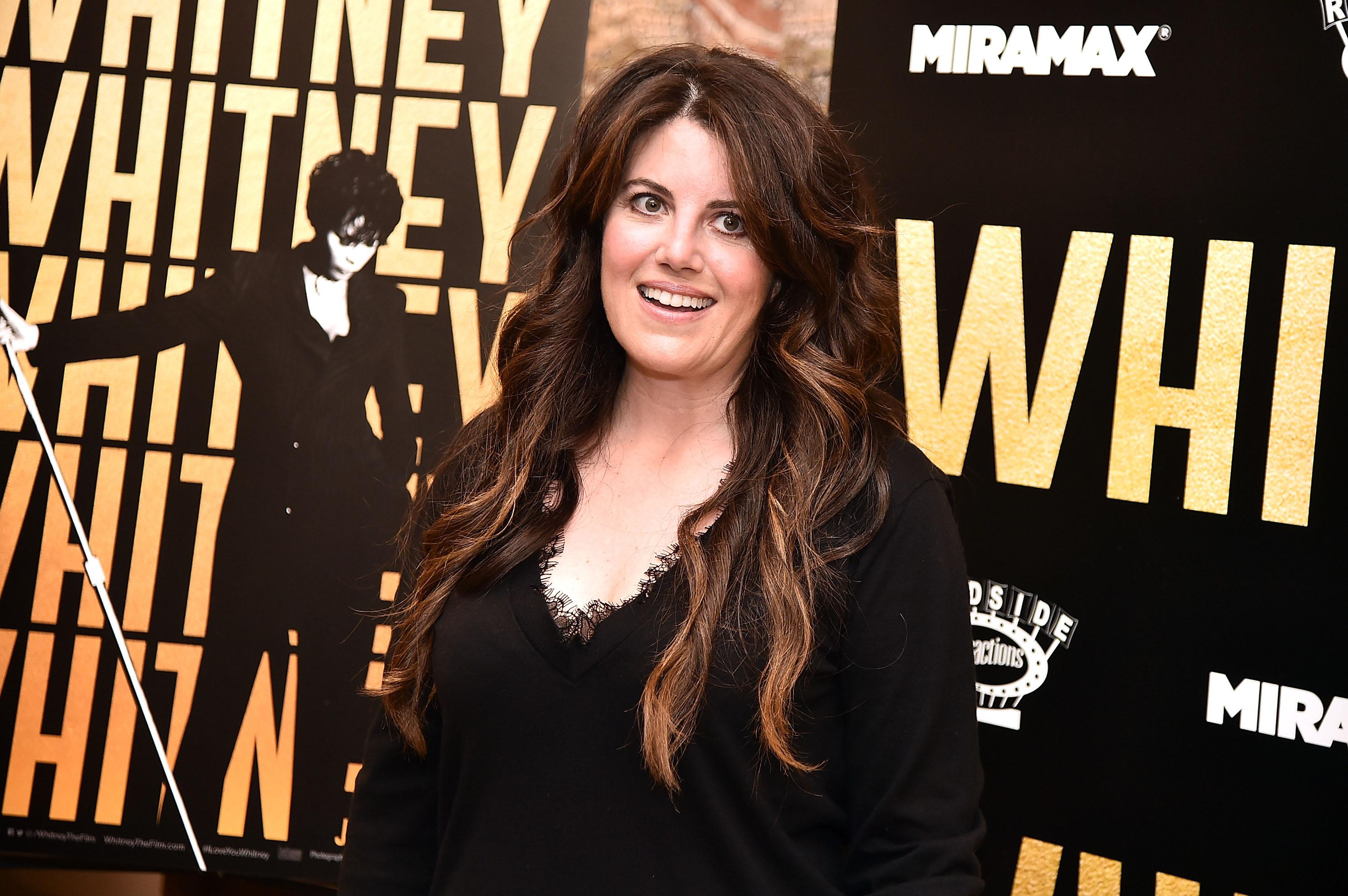 Monica Lewinsky attends the Whitney New York Screening at the Whitby Hotel on June 27, 2018 in New York City.