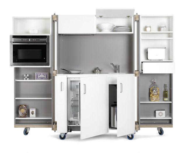 Designers Reinvent the Micro-Kitchen