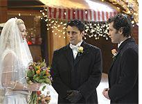 A Friends wedding sweeps in the viewers