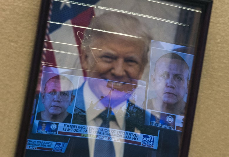 """Cesar Sayoc """"found a father in Trump,"""" lawyer for mail bomb suspect's family said."""