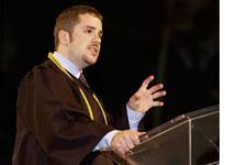 Is Joshua Davey's religious freedom being burdened?
