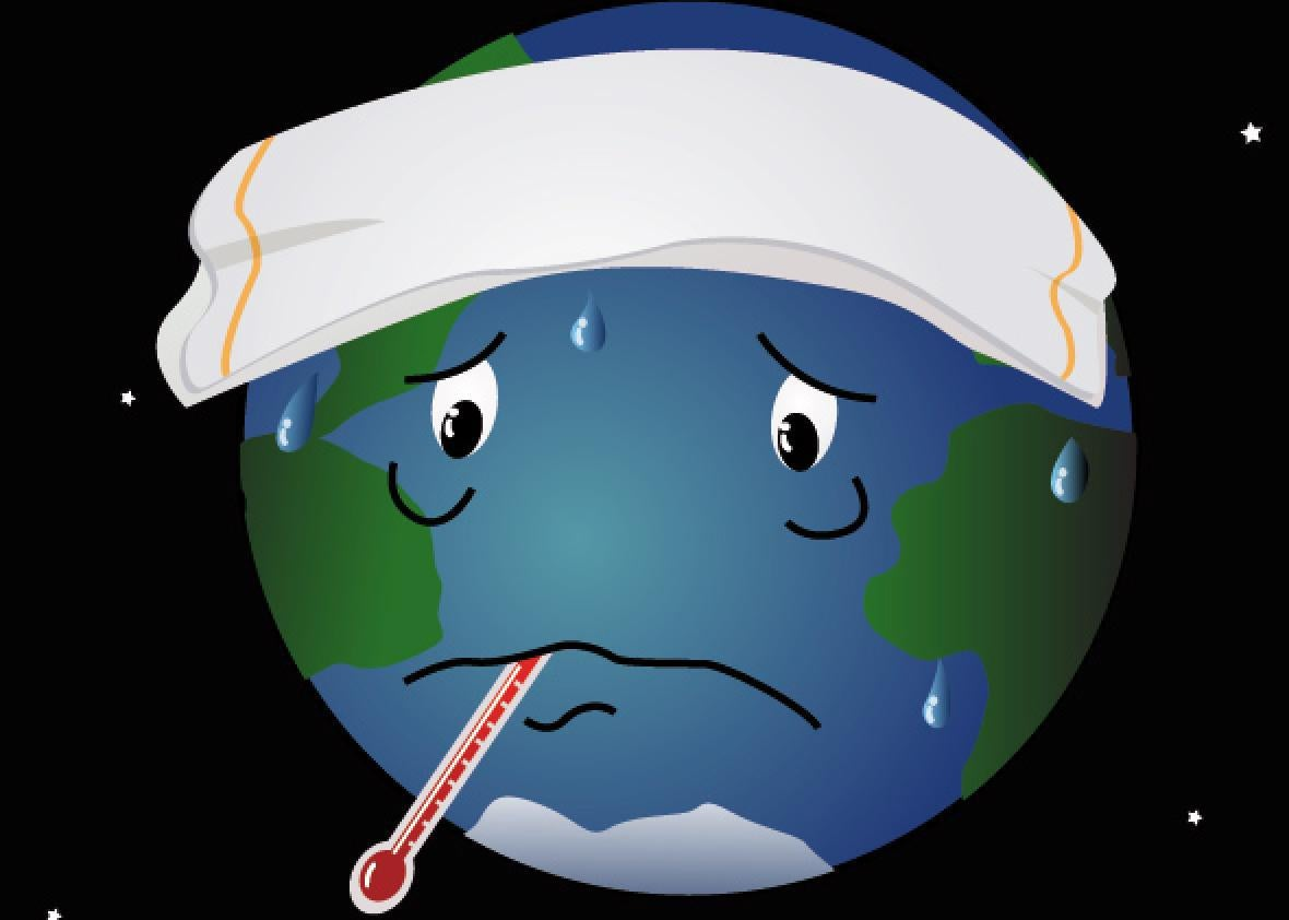 Sick Planet Earth_stock
