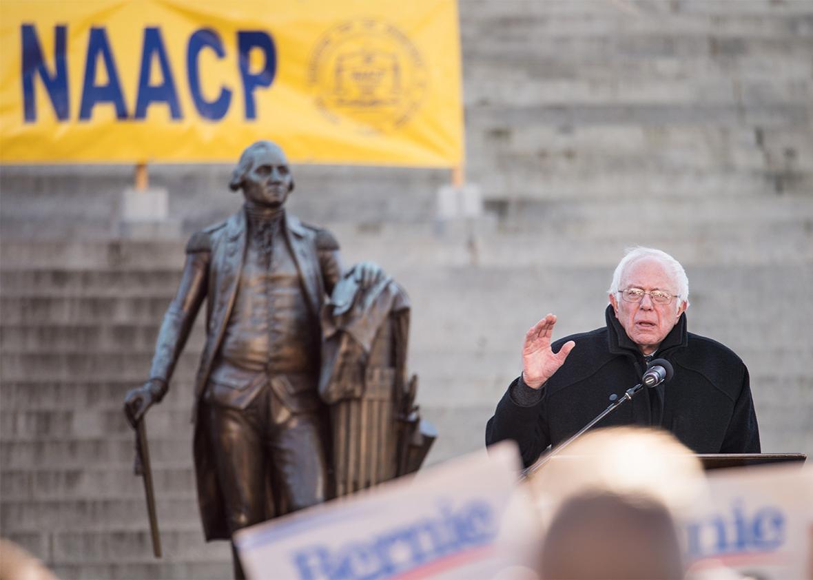 Bernie Sanders: South Carolina
