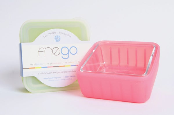 Frego Glass Food Storage Container.