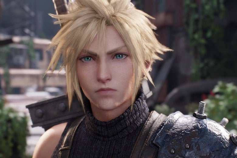 The Final Fantasy VII Remake Trailer Proves You Can't Go Home Again