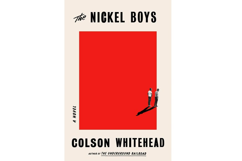 The Nickel Boys book cover.