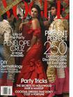 Vogue, December 2007
