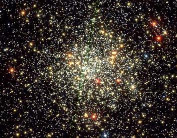 My God. It's Full of Stars!