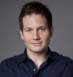 Author John D'Agata.