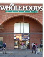 A Whole Foods storefront. Click image to expand.