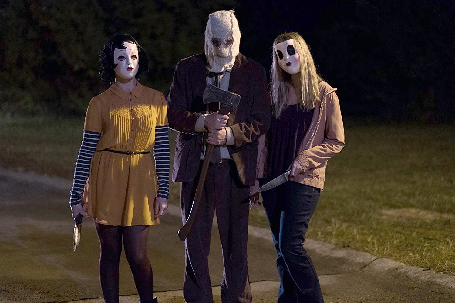 The Strangers: Prey at Night.