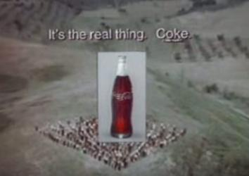 "Coca-Cola's ""It's the Real Thing"" ad: How the McCann"