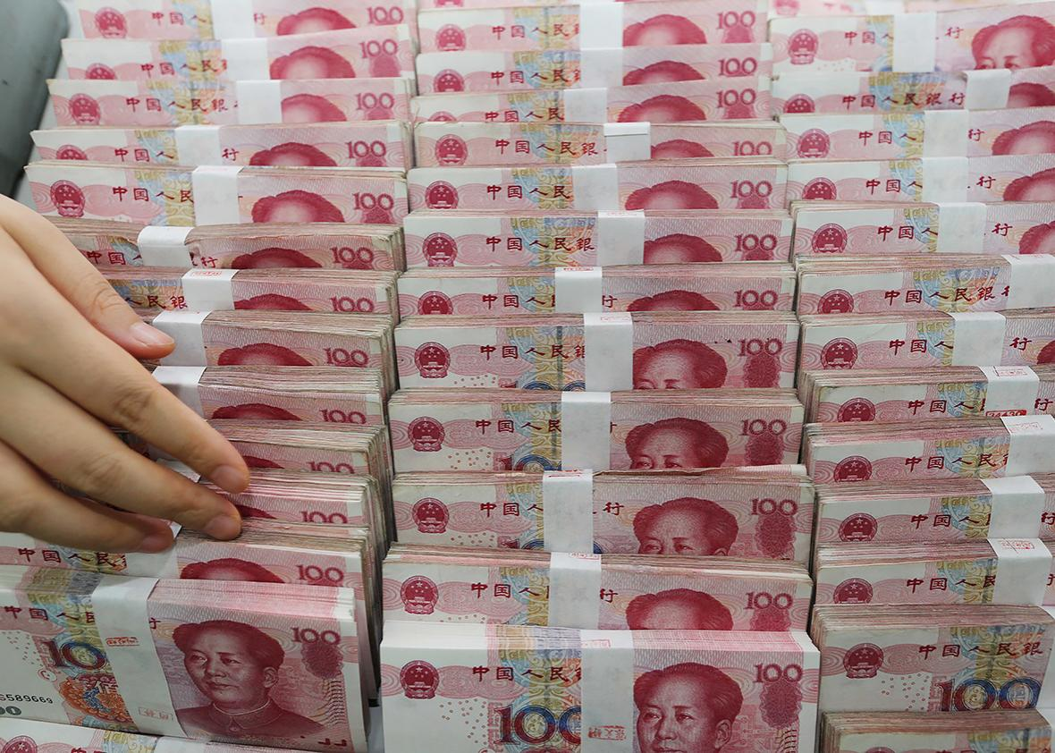 China's devaluation: Here's why the world has been freaking out about the yuan.