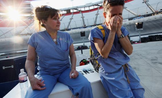 Nurses.