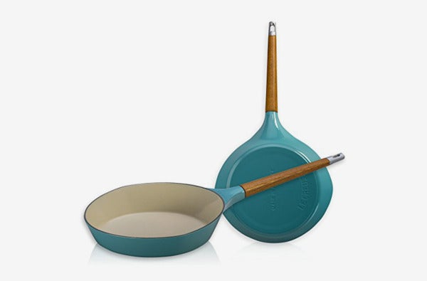 Le Creuset L2081-284T Raymond Loewy Skillet.