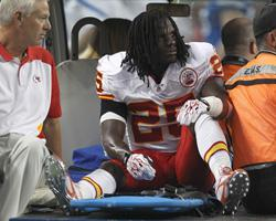 Jamaal Charles. Click image to expand.
