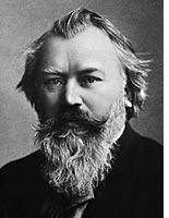 Johannes Brahms. Click image to expand.