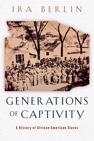Cover of Generations of Captivity.