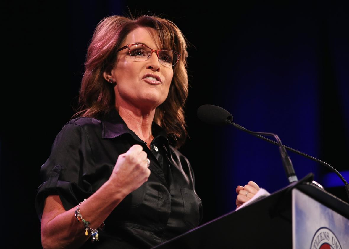 """Sarah Palin slams Ahmed: """"That's a clock, and I'm the queen"""