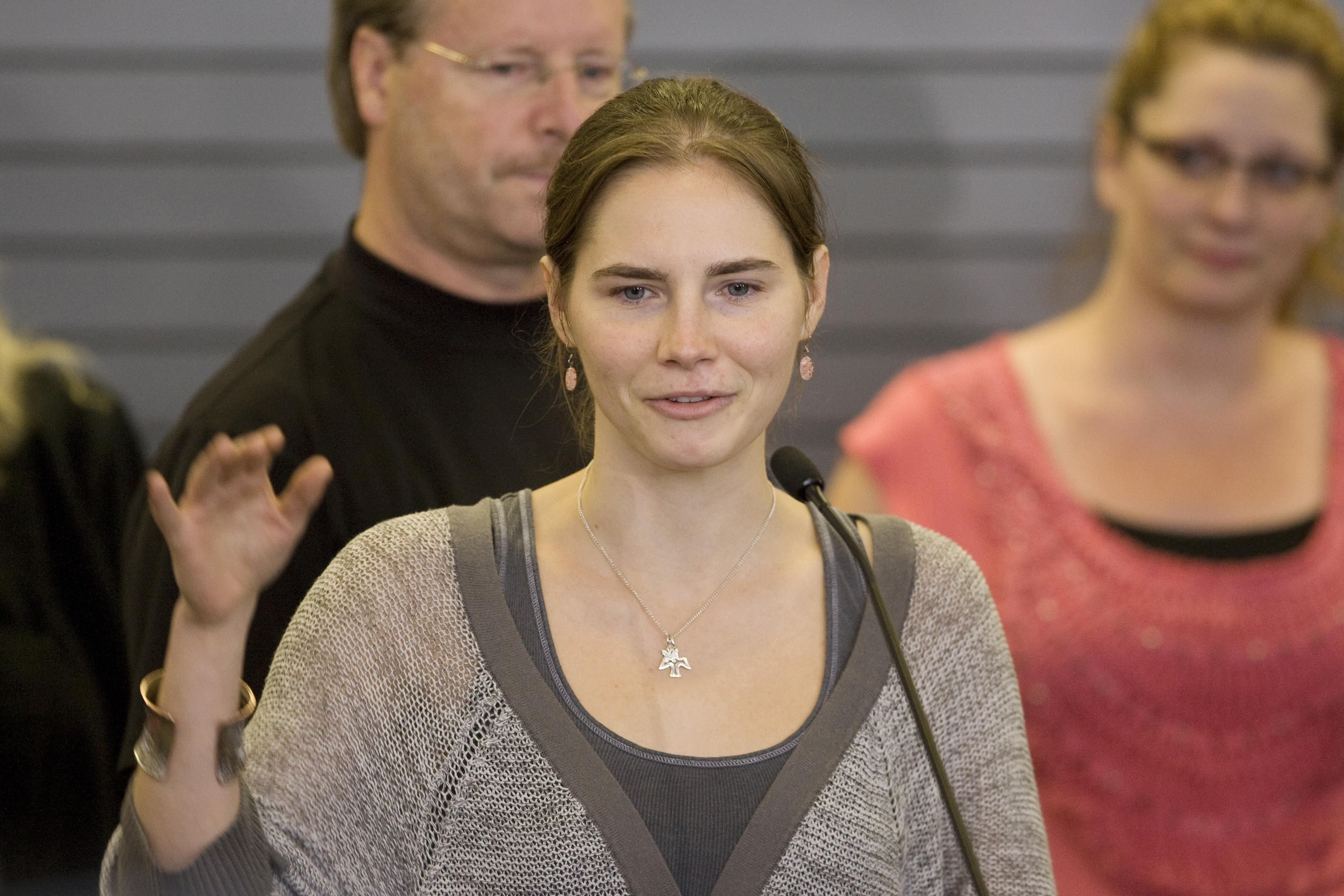 Meredith Kercher murder case: Amanda Knox will never be extradited