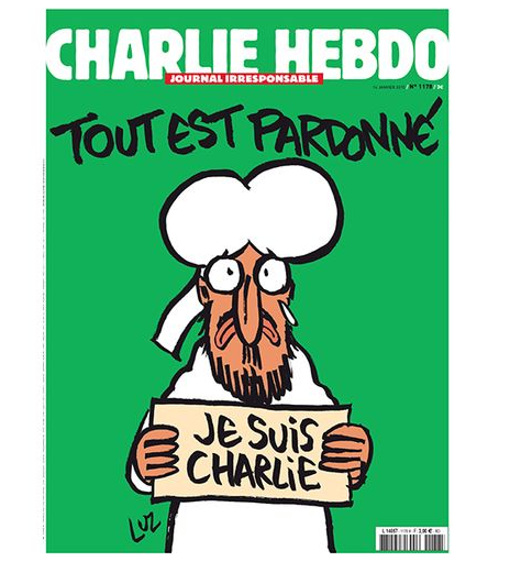 What Does the New Charlie Hebdo Cover Mean? Its Cartoonist Explains.