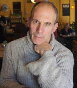 Author Peter Trachtenburg