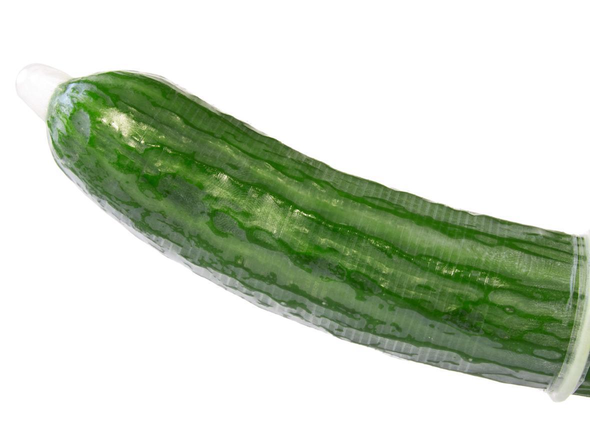 BEST porno gallery sex using a cucumber