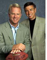 Turn off your TV sets: Boomer and Marv call a better game on radio
