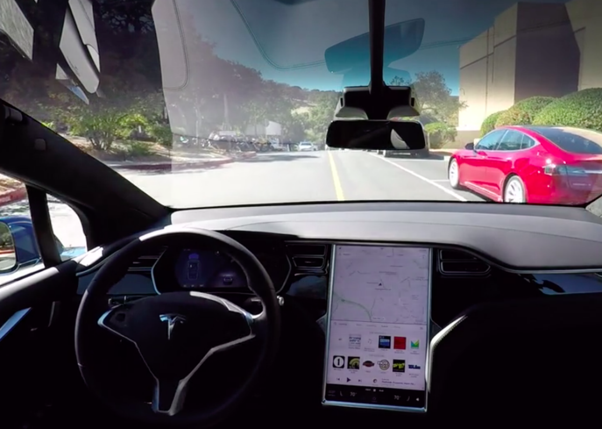 Tesla's Hardware 2 is ready for self-driving software when ...
