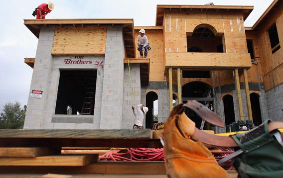 Monthly Report Shows Construction Of New Homes Continues To Rise