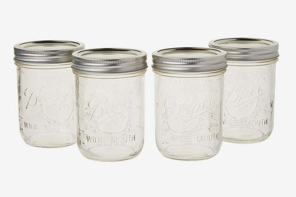 Ball Mason Jar, 16-Ounces