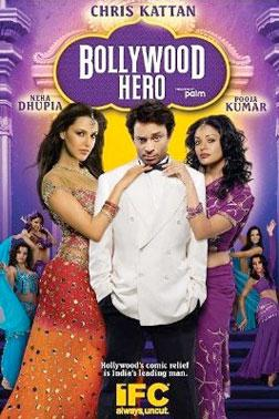 """Poster for """"Bollywood Hero"""", a mini-series on IFC."""