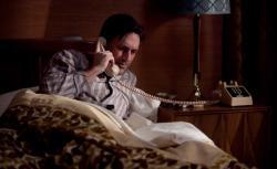 Jon Hamm as Don Draper in Mad Men