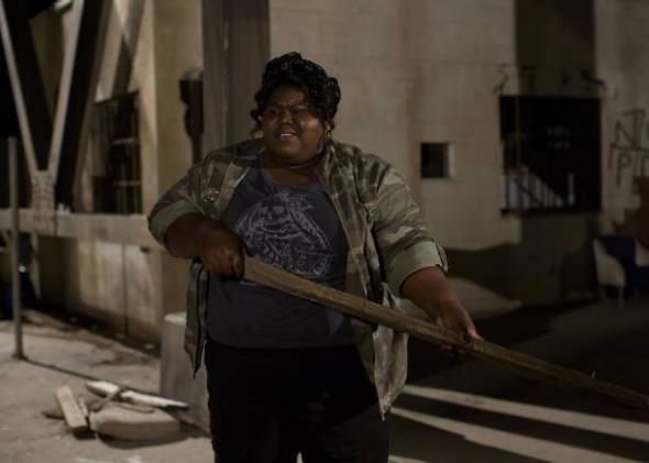 Gabourey Sidibe as Queenie