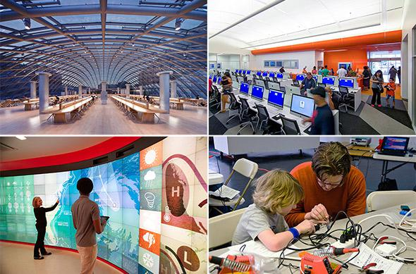 The future of the library: How they'll evolve for the
