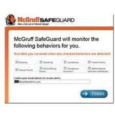 Click to go to McGruff SafeGuard.