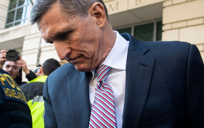 What Is the NYT Implying When It Suggests Donald Trump Lied About Michael Flynn's Resignation?