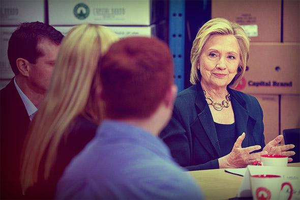 Democratic presidential hopeful and former US Secretary of State,Democratic presidential hopeful and former US Secretary of State, Hillary Clinton.