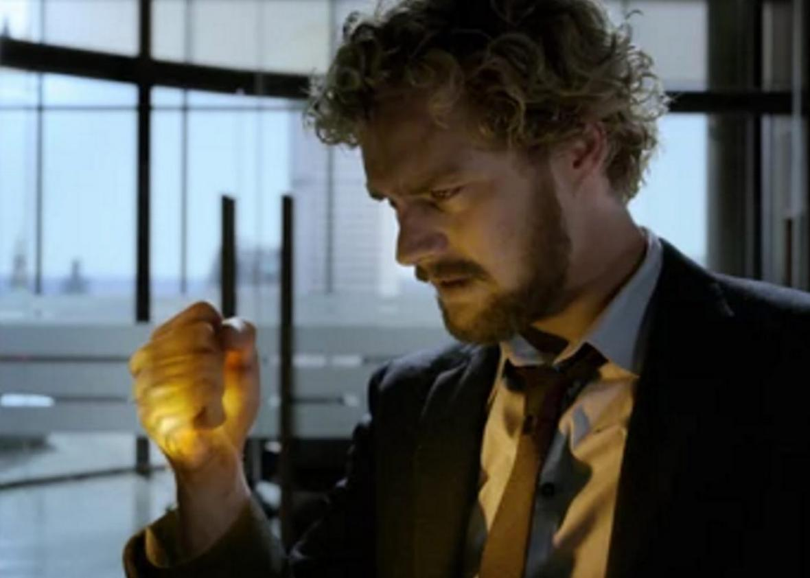 Finn Jones in Iron Fist (2017)