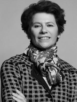 Author Judith Mackrell.