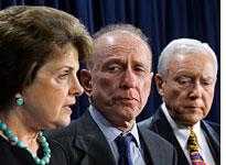 Feinstein, Specter, and Hatch might create wiggle room         Click image to expand.