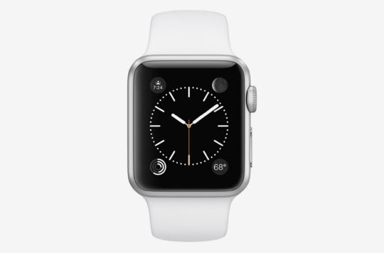 Apple Watch Sport 7000 Series.