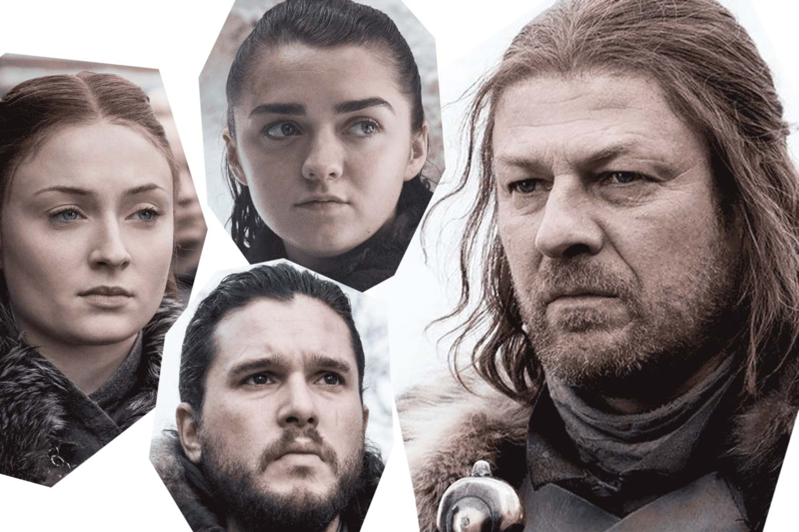 The House of Stark.