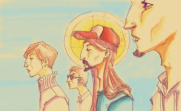 Illustration by Rem Broo