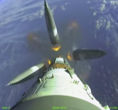 Ride Along With a Soyuz Rocket Into Orbit