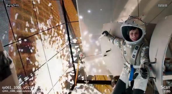 "Gravity's ""Light Box"""