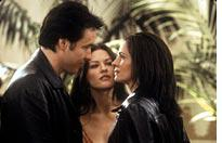 Cusack, Zeta-Jones, and Roberts in America's Sweethearts